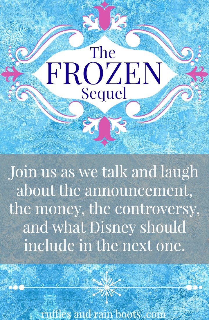 The FROZEN Sequel