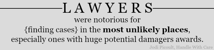 Quote about Lawyers