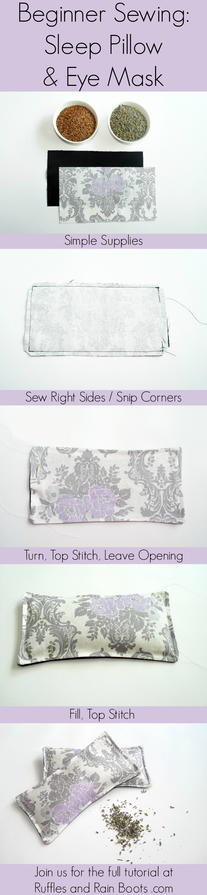 Beginner Sewing Project