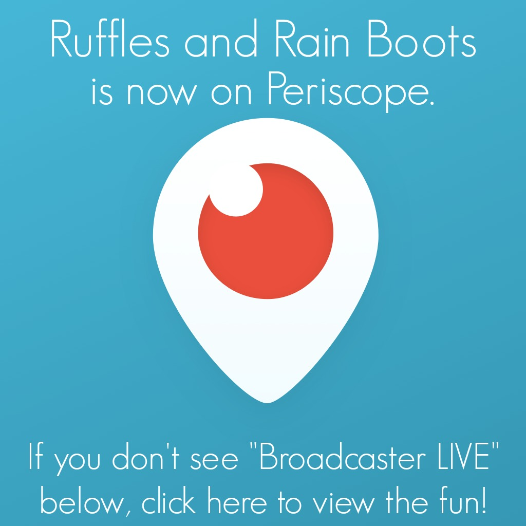 Periscope Announcement