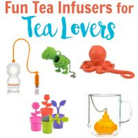 Fun Loose Tea Infusers Sure to Bring a Smile