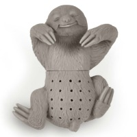 Sloth tea infuser gift for a tea lover for Christmas