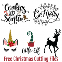 Get These Free SVG Files for Christmas Crafts and Gifts