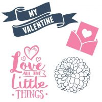 Free Valentine's Day SVG Files, Fonts, and Graphics for Crafts
