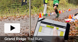 Grand Ridge trail run video