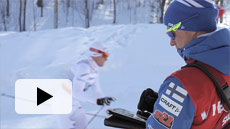 Lahti cross-country World Cup