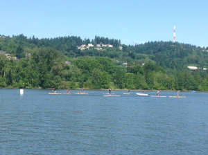 2014 Rose City SUP Classic