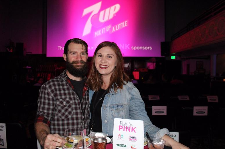 Party for Pink 2017