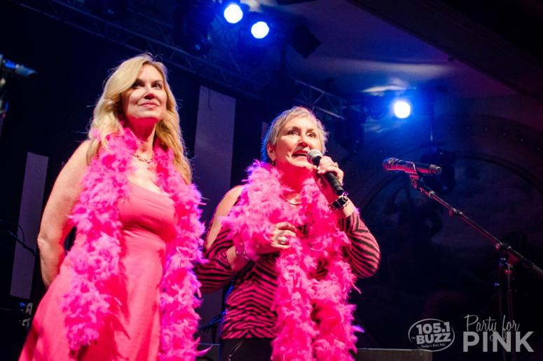 Party for Pink 2016 Sheryl Stewart