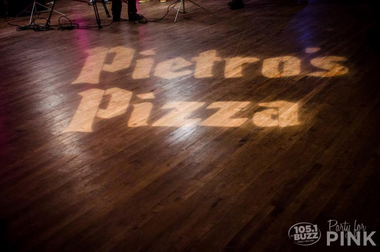 Party for Pink 2016 Pietro's Pizza
