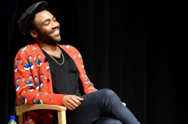 Actor/exec. producer Donald Glover speaks during the panel discussion at FX's 'Atlanta' For Your Consideration red carpet event at the Zankel Hall in Carnegie Hall on June 5, 2017 in New York