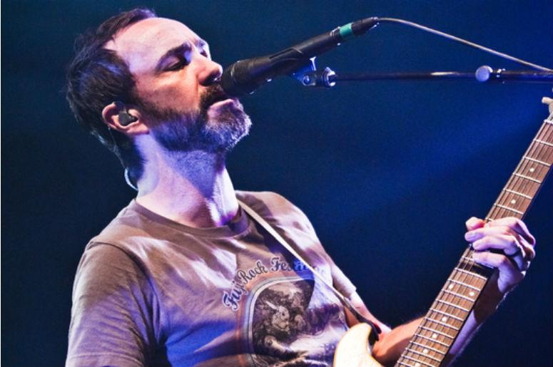 James Mercer of The Shins plays in Montreal, Canada