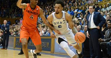 Top 25: Virginia stays No. 1, Duke jumps to 5th
