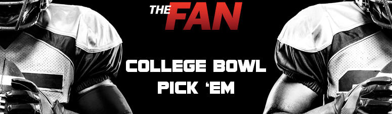 1080 The FAN's College Bowl Pick 'Em