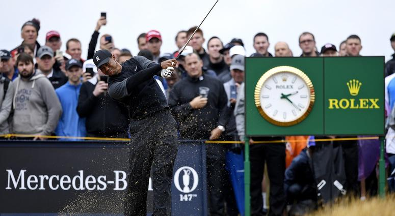 The Open Championship: weekend at Carnoustie