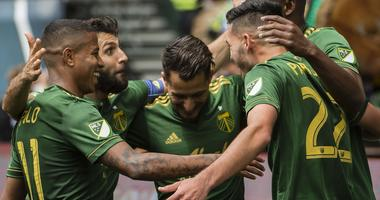 Struggling Rapids host Timbers