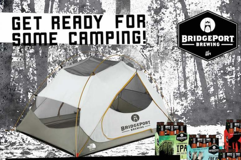Win a NorthFace tent from Bridgeport! & Win a NorthFace tent from Bridgeport! | 94/7 fm