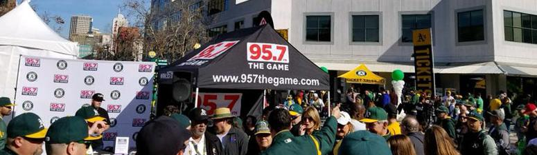 Were you at A's FanFest?