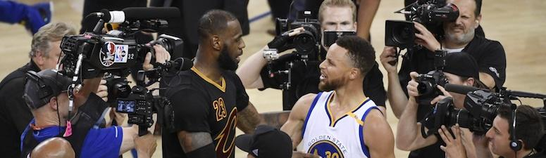 Steph and LeBron to serve as NBA All-Star captains
