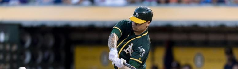 Oakland A's Bruce Maxwell becomes 1st major leaguer to kneel for anthem