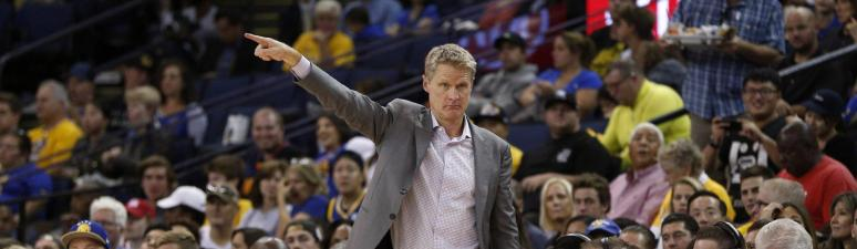 Steve Kerr joins 'The Damon Bruce Show' to talk Warriors, MLB playoffs