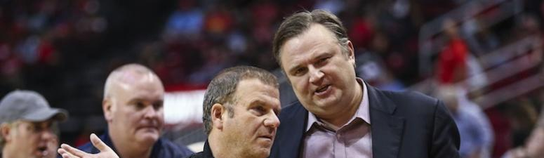Papa rips Rockets' GM: 'What the hell has Daryl Morey ever accomplished?'