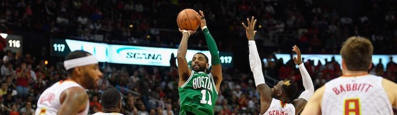 Kerr says Boston is 'a team of the future in the East,' calls Kyrie 'amazing'