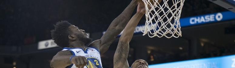 Papa expects Jordan Bell to emerge as Warriors' starting center