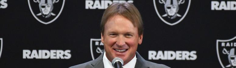 MMQB feature reveals Gruden is still as fired up as ever