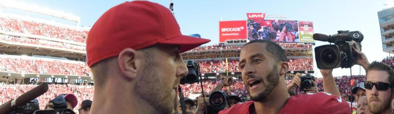 Alex Smith says time with the 49ers was 'completely dysfunctional'