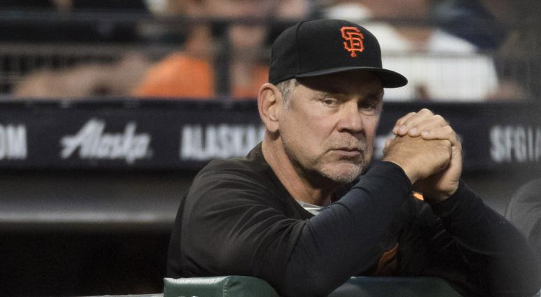 Bochy calls Phillies pitcher who hit Posey an 'idiot'