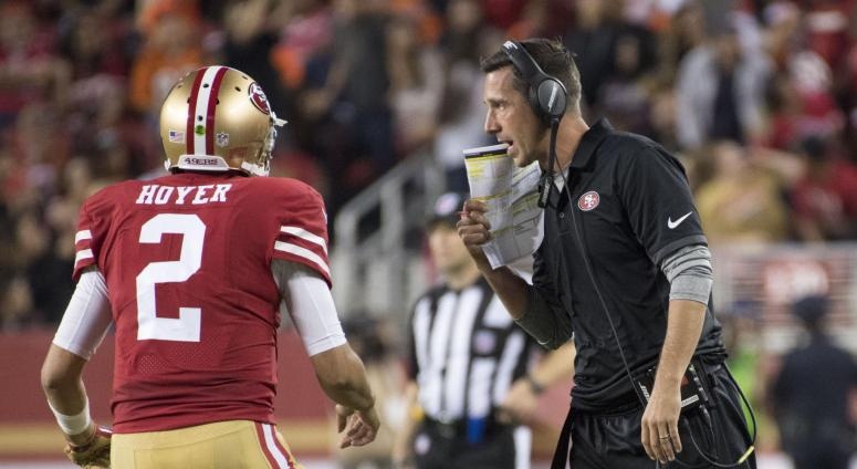 Ugly night all-around for the 49ers