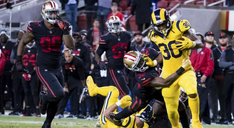 Three takeaways from 49ers loss to Rams