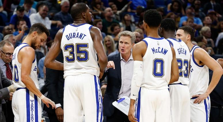 The Warriors will once again have 4 All-Stars
