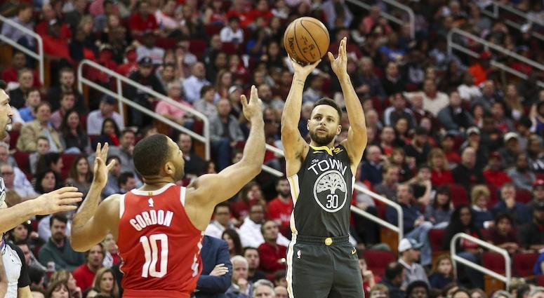 The Warriors are better than the Rockets — when they want to be