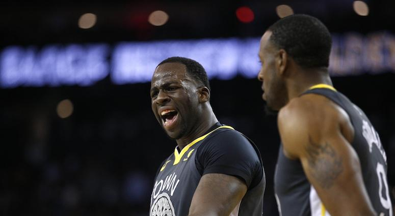 Draymond's agent is 'afraid' to tell Warriors star to tone it down w/ the techs