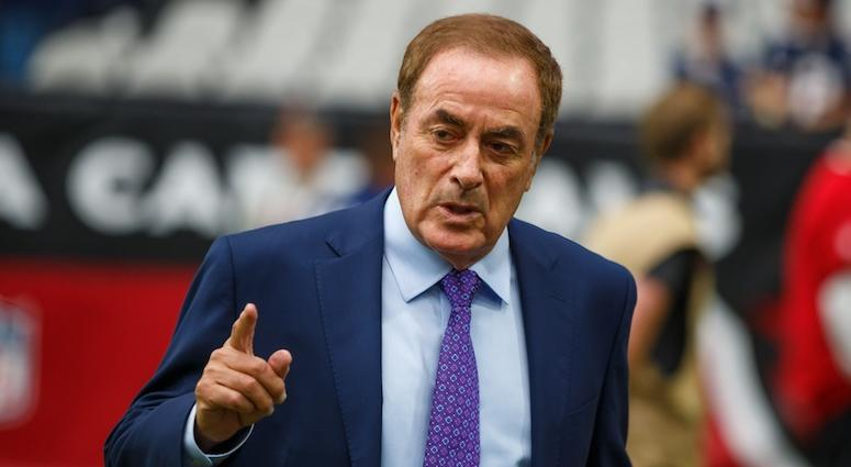 Al Michaels talks Jimmy Garoppolo, state of football and beyond w/ Damon