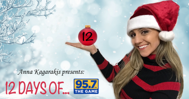 12 Days of the Game