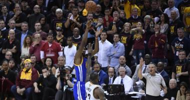 'That was a '(bleep) you shot' — Durant on his Finals 3-pointer over LeBron