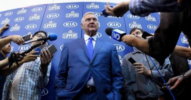 Jerry West on Warriors dominance: 'Everyone's playing for 2nd place'