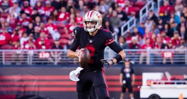 Brian Hoyer isn't the answer but he showed grit amid 49ers failed rally