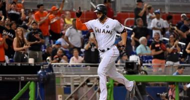 Report: Giants make Stanton proposal to Marlins