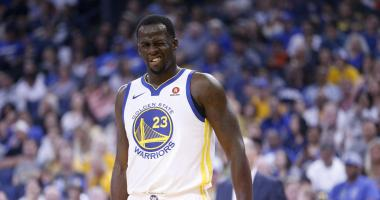 Report: Draymond Green headed for an MRI