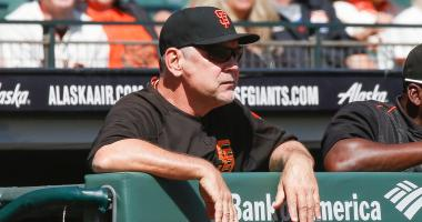 Tables turned: Giants envy A's