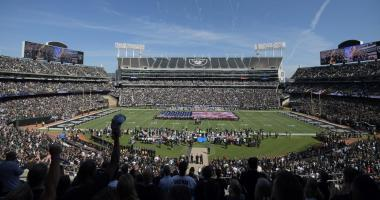 95.7 The Game caller delivers epic 'pizza' rant after Raiders loss
