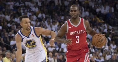 Spears calls Rockets '1-trick, 3-point pony' in advance of showdown with Warriors