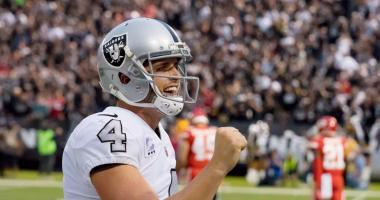 Rapid Rewind: Carr carries Raiders to 31-30 comeback win