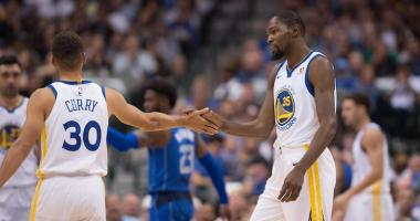 Durant says he's 'not a leader,' calls Steph the 'face' of the Warriors