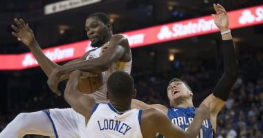 'I needed that one' — Durant reacts to his block-crossover highlight