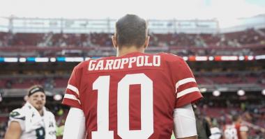 Juszczyk says Garoppolo is just 'scratching the surface' with the 49ers